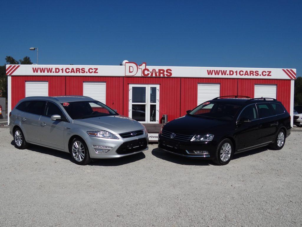 Srovnání Ford Mondeo (2013) vs. Volkswagen Passat (2013)