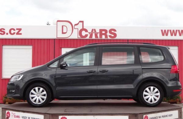 Volkswagen Sharan 2.0 TDi CR DIGI KLIMA, CZ NAVIGACE, nabídka A108/18
