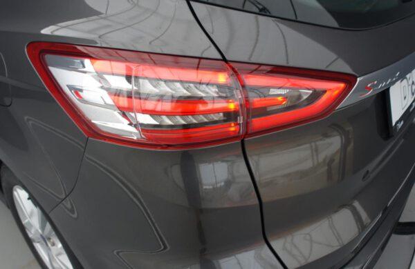 Ford S-MAX 2.0 TDCi 132kW 7 MÍST, PARK. KAMERA, nabídka A108/21
