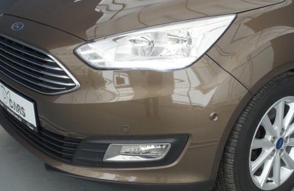 Ford C-MAX 2.0 TDCi Titanium, AUTO parking, nabídka A10/21