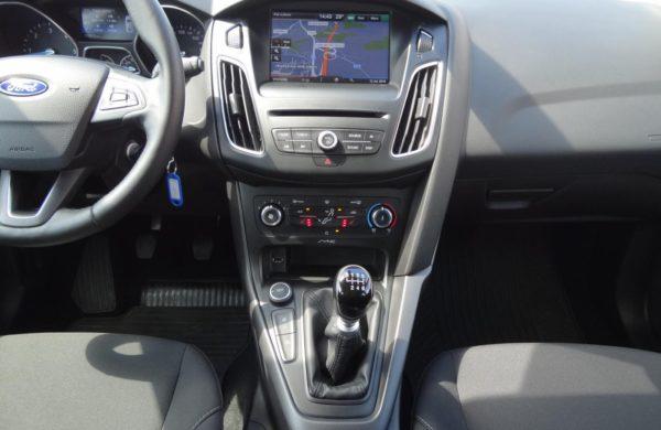 Ford Focus 1.6 TDCi Facelift NAVI, ZIMNÍ PAKET, nabídka A111/18