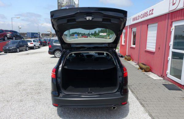Ford Focus 2.0 TDCi Titanium NAVI, ZIMNÍ PAKET, nabídka A114/19