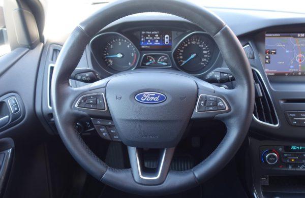 Ford Focus 2.0 TDCi Titanium BI-XENONY, NAVI, nabídka A120/19