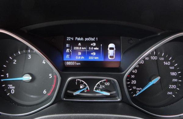 Ford Focus 2.0 TDCi Titanium Facelift NAVIGACE, nabídka A121/18