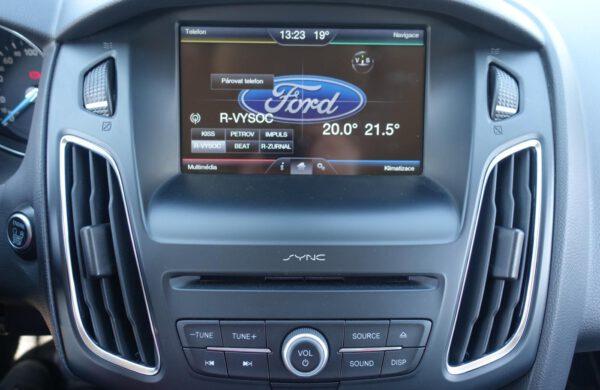 Ford Focus 2.0 TDCi Titanium XENONY, NAVIGACE, nabídka A121/19