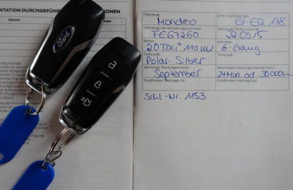 Ford Mondeo 2.0 TDCi Titanium, nabídka A121/20