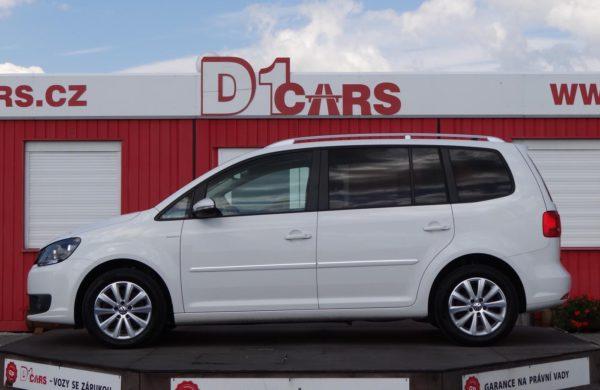 Volkswagen Touran 2.0 TDi Highline NEZ.TOPENÍ, KAMERA, nabídka A122/18