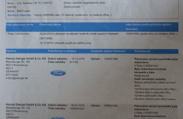 Ford S-MAX 2.0 TDCi Titanium 2015 ZIMNÍ PAKET, nabídka A122/19