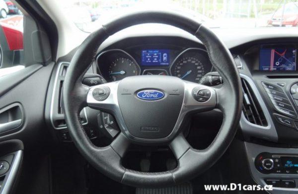 Ford Focus 2.0 TDCi Titanium ZIMNÍ PAKET, NAVI, nabídka A124/17