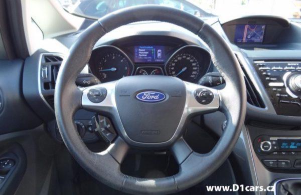 Ford C-MAX 2.0 TDCi 120kW Titanium CZ NAVIGACE, nabídka A129/17
