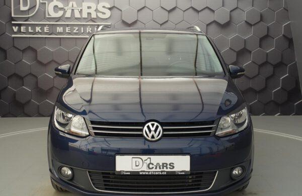 Volkswagen Touran 2.0 TDi Comfortline PARK. ASISTENT, nabídka A129/21