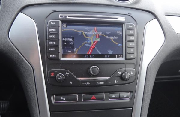 Ford Mondeo 2.0 TDCi ZIMNÍ PAKET, CZ NAVIGACE, nabídka A134/18