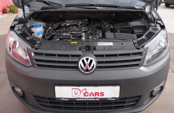 Volkswagen Caddy 2.0TDi 103kW CZ NAVI,VYHŘÍVANÉ SKLO, nabídka A138/18
