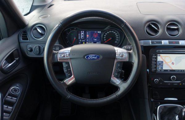 Ford Galaxy 2.0 TDCi Titanium PANORAMA,ACC TEMP, nabídka A13/20