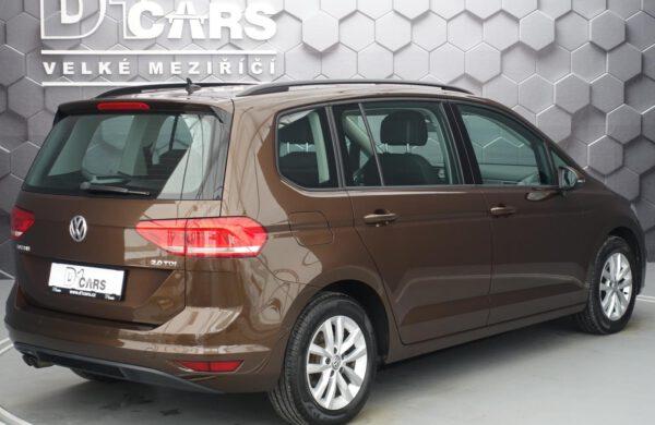 Volkswagen Touran 2.0 TDi DSG Comfortline LED SVĚTLA, nabídka A13/21