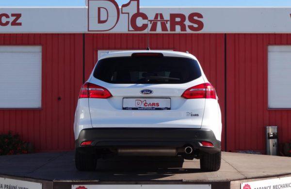 Ford Focus 2.0 TDCi Titanium NOVÝ MODEL,XENONY, nabídka A141/18