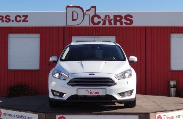 Ford Focus 2.0 TDCi Titanium MODEL 2015,XENONY, nabídka A141/18