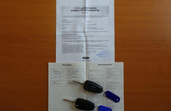 Ford Galaxy 2.0 TDCi 120 kW XENONY, CZ NAVIGACE, nabídka A142/19