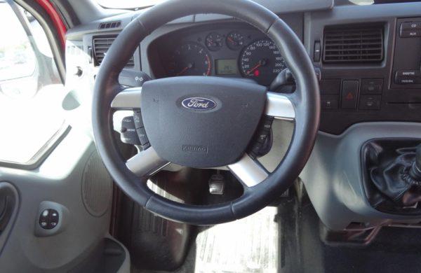 Ford Transit 2.2 TDCi KLIMATIZACE, VYHŘ. SKLO, nabídka A146/18