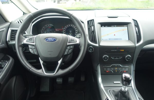 Ford S-MAX 2.0 TDCi Titanium SYNC 3, ZIMNÍ PAK, nabídka A148/21
