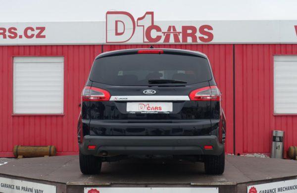 Ford S-MAX 2.0 TDCi Titanium ZIMNÍ PAKET, NAVI, nabídka A14/19