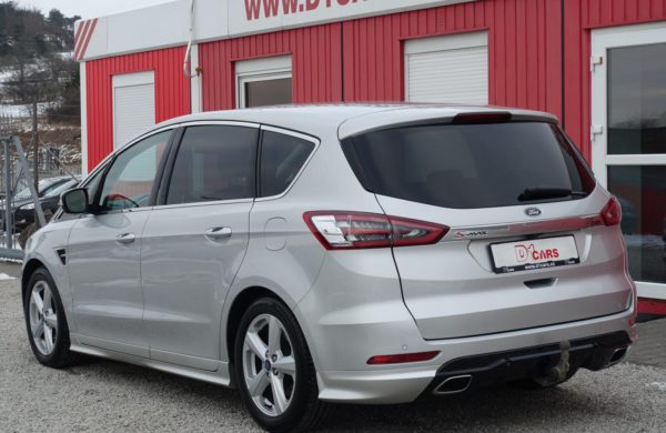 Ford S-MAX 2.0 TDCi 132kW Titanium SPORT, NAVI, nabídka A14/20