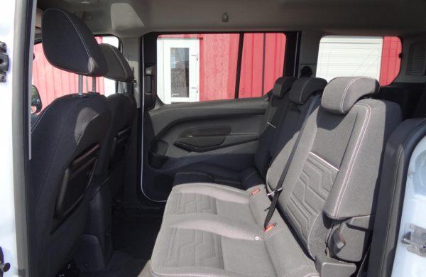 Ford Tourneo Connect 1.6 TDCi TITANIUM 7 MíST PANORAMA, nabídka A151/18