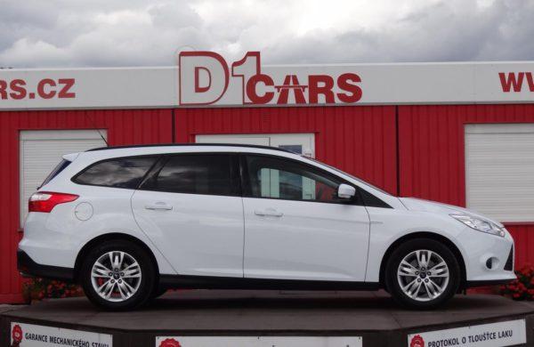 Ford Focus 2.0 TDCi NAVIGACE CZ, ZIMNÍ PAKET, nabídka A152/17