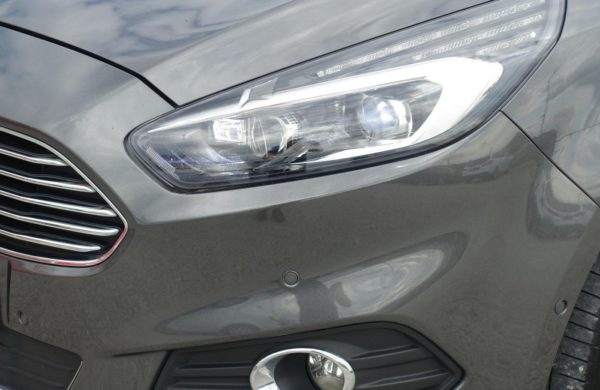Ford S-MAX 2.0 TDCi Titanium 7MÍST, LED SVĚTLA, nabídka A154/19