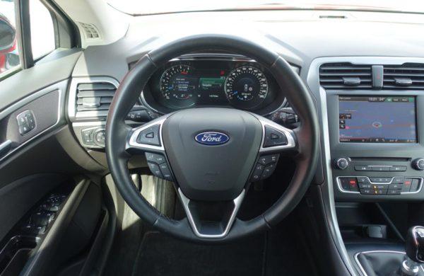 Ford Mondeo 2.0 TDCi Titanium NAVI, ZIMNÍ PAKET, nabídka A159/19