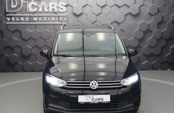 Volkswagen Touran 2.0 TDi ACC, VYHŘÍVANÉ OKNO, nabídka A162/21