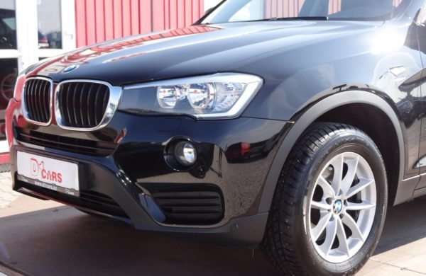 BMW X32.0d xDrive 140 kW CZ NAVI,POLOKŮŽE, nabídka A170/18