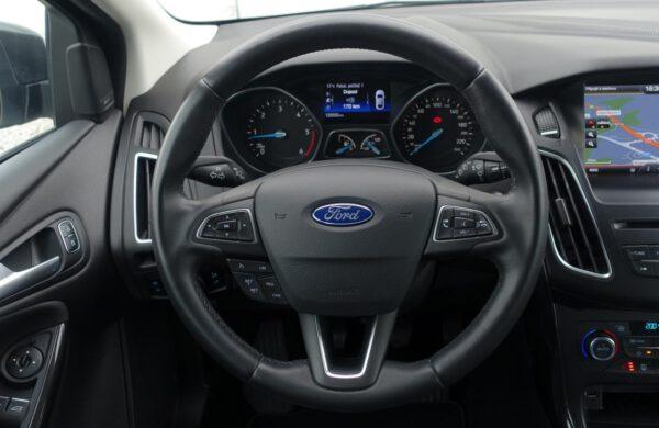 Ford Focus 2.0 TDCi Titanium NAVI ZIMNÍ PAKET, nabídka A174/20