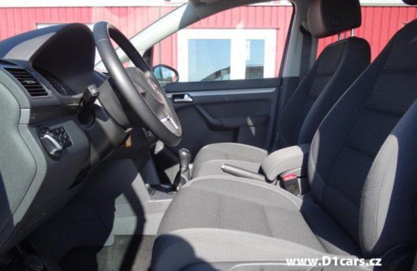 Volkswagen Touran 2.0 TDi Comfortline VYHŘ. SEDADLA, nabídka A179/17
