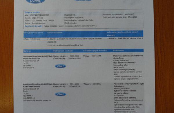 Ford Edge 2.0 TDCi 4×4 Titanium 132 kW LED, nabídka A179/20