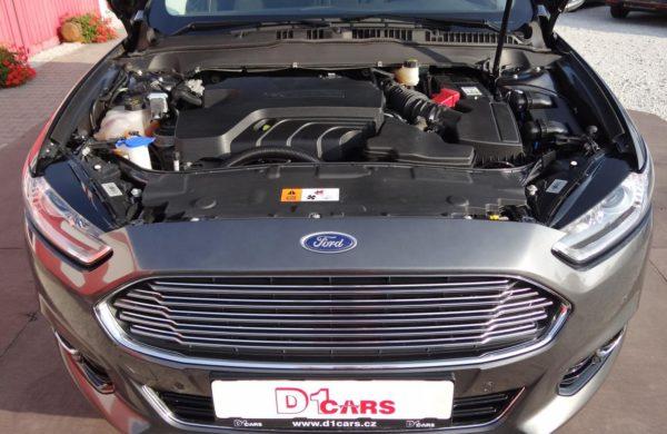 Ford Mondeo 2.0 TDCi Titanium NAVI, NOVÝ MODEL, nabídka A182/18