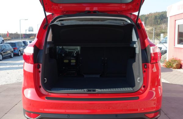 Ford C-MAX 1.6 TDCi ZIMNÍ PAKET, CZ NAVIGACE, nabídka A183/18