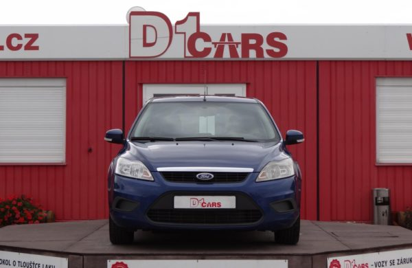 Ford Focus 1.6 TDCi 66kW,ODPOČET DPH,NOVÁ  STK, nabídka A184/18