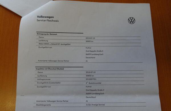 Volkswagen Touran 2.0 TDI DSG Comfortline  SOUND, nabídka A184/21