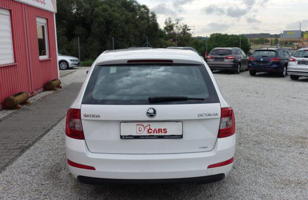 Škoda Octavia 1.4 TSi 103kW 1.MAJITEL, KOUPENO CZ, nabídka A187/19