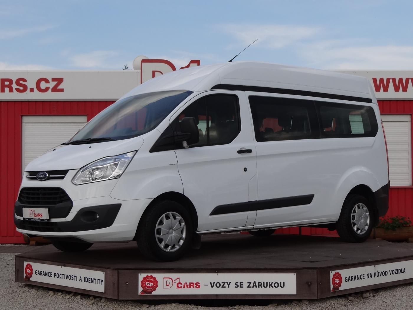 Ford Transit Custom 2.2 TDCi L2H27 SEDADEL, VYHŘ. SKLO, nabídka A18/18