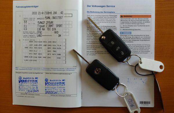 Volkswagen Tiguan 2.0 TDi 4Motion DSG 130 KW SPORT, nabídka A192/18