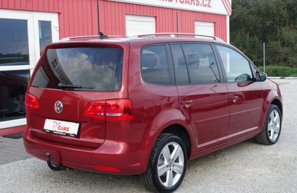 Volkswagen Touran 2.0TDi BI-XENONY, WEBASTO, PANORAMA, nabídka A193/19