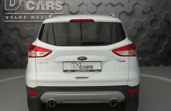 Ford Kuga 2.0 TDCi 4×4 Titanium 132kW,CZ NAVI, nabídka A197/20
