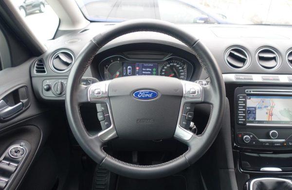 Ford S-MAX 2.0 TDCi Titanium 120kW KAMERA,NAVI, nabídka A200/18