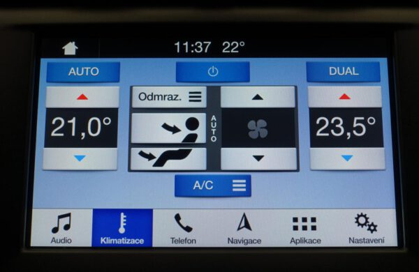 Ford Mondeo 2.0 TDCi Titanium LED světla, nabídka A200/21