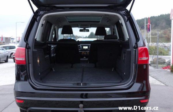 Volkswagen Sharan 2.0 TDi 7 MÍST PANORAMA,KAMERA,NAVI, nabídka A203/17