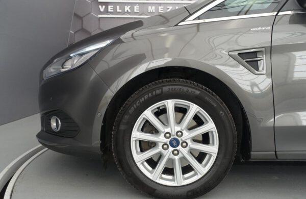 Ford S-MAX 2.0 TDCi Titanium SYNC 3, CZ NAVI, nabídka A204/20