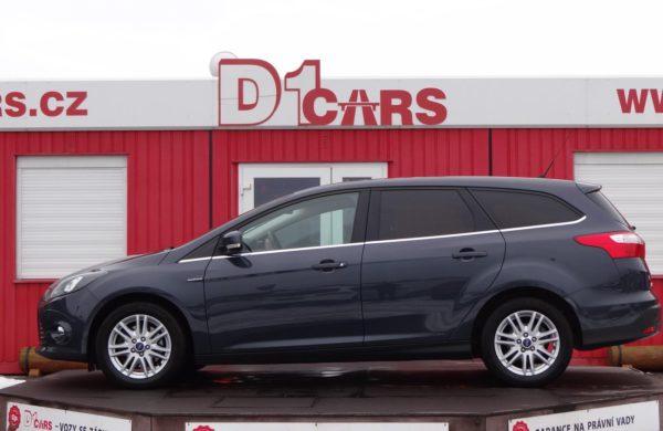 Ford Focus 2.0 TDCi Titanium ACC TEMPOMAT, nabídka A206/17