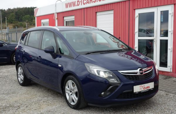Opel Zafira Tourer 2.0CDTi 7 MÍST,Bi-XENONY,ACC, nabídka A206/19